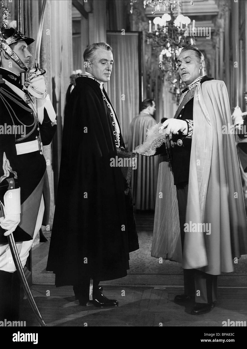 Stock Photo  Vittorio De Sica & Charles Boyer The Earrings Of Madame De;  Madame De (1953