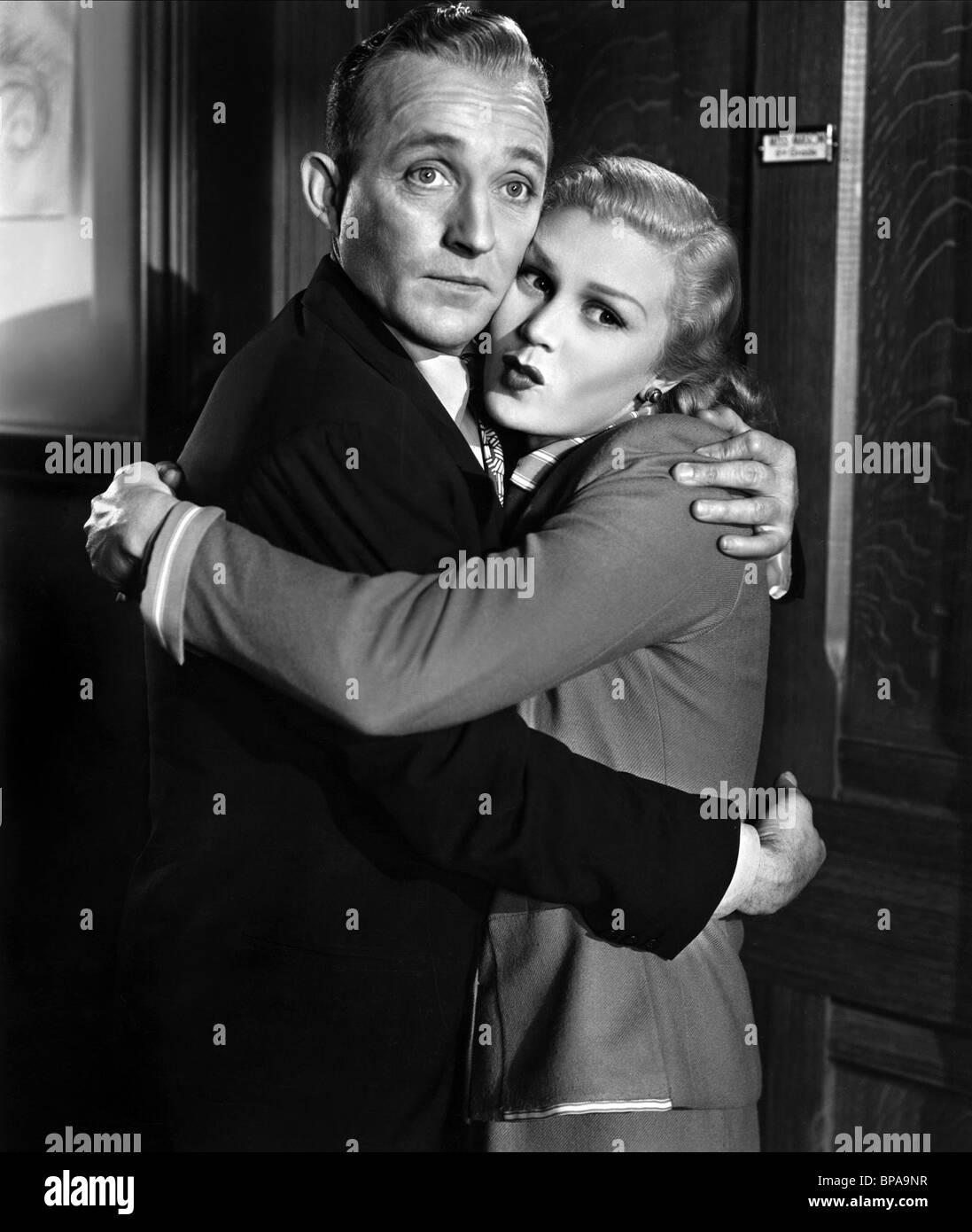 Bing crosby joan caulfield welcome stranger 1947 stock image