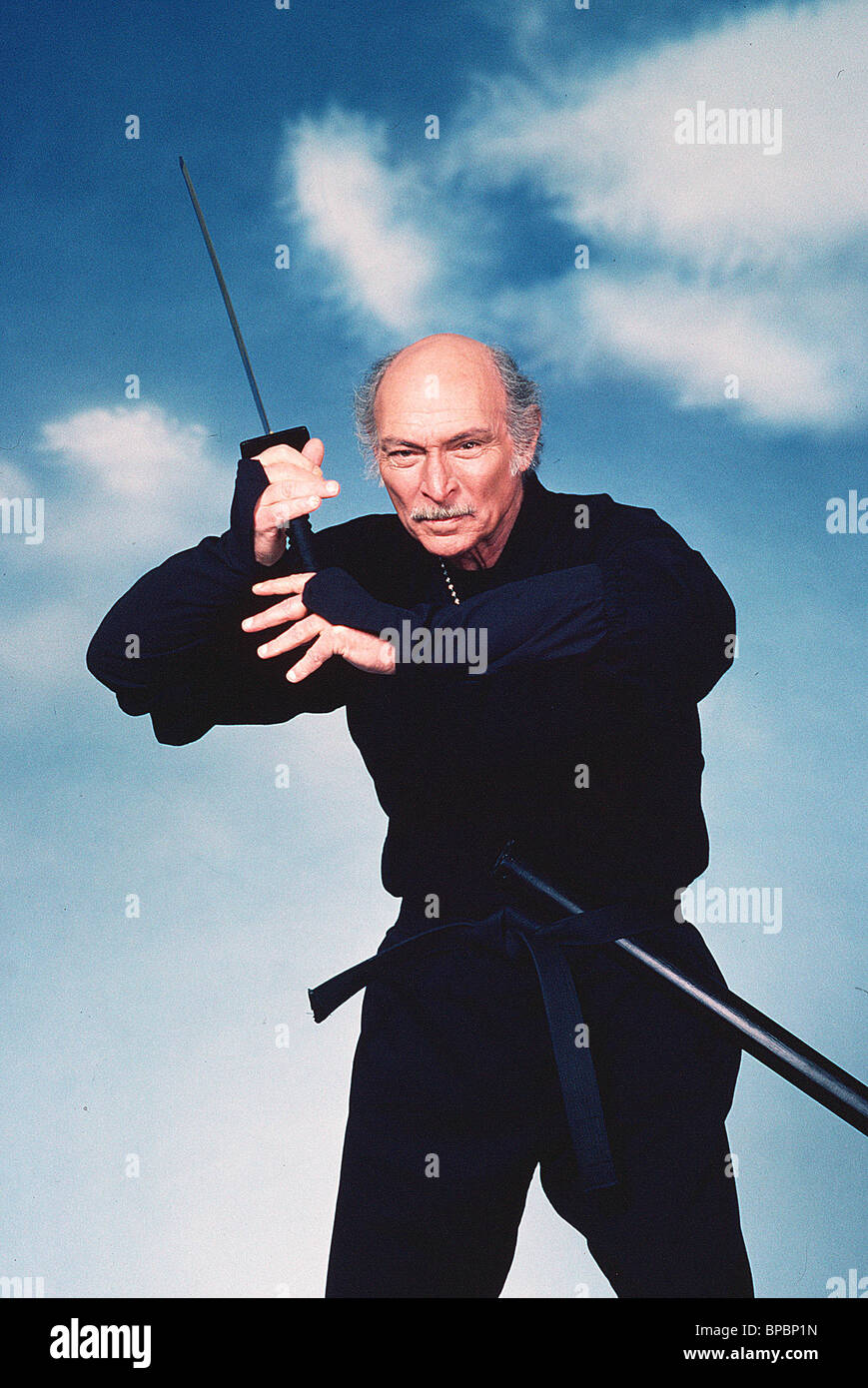 LEE VAN CLEEF THE MASTER (1984 Stock Photo, Royalty Free Image ...