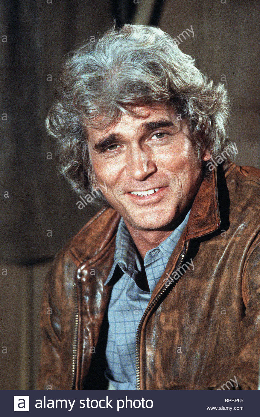 michael landon little house on the prairie (1984 stock photo