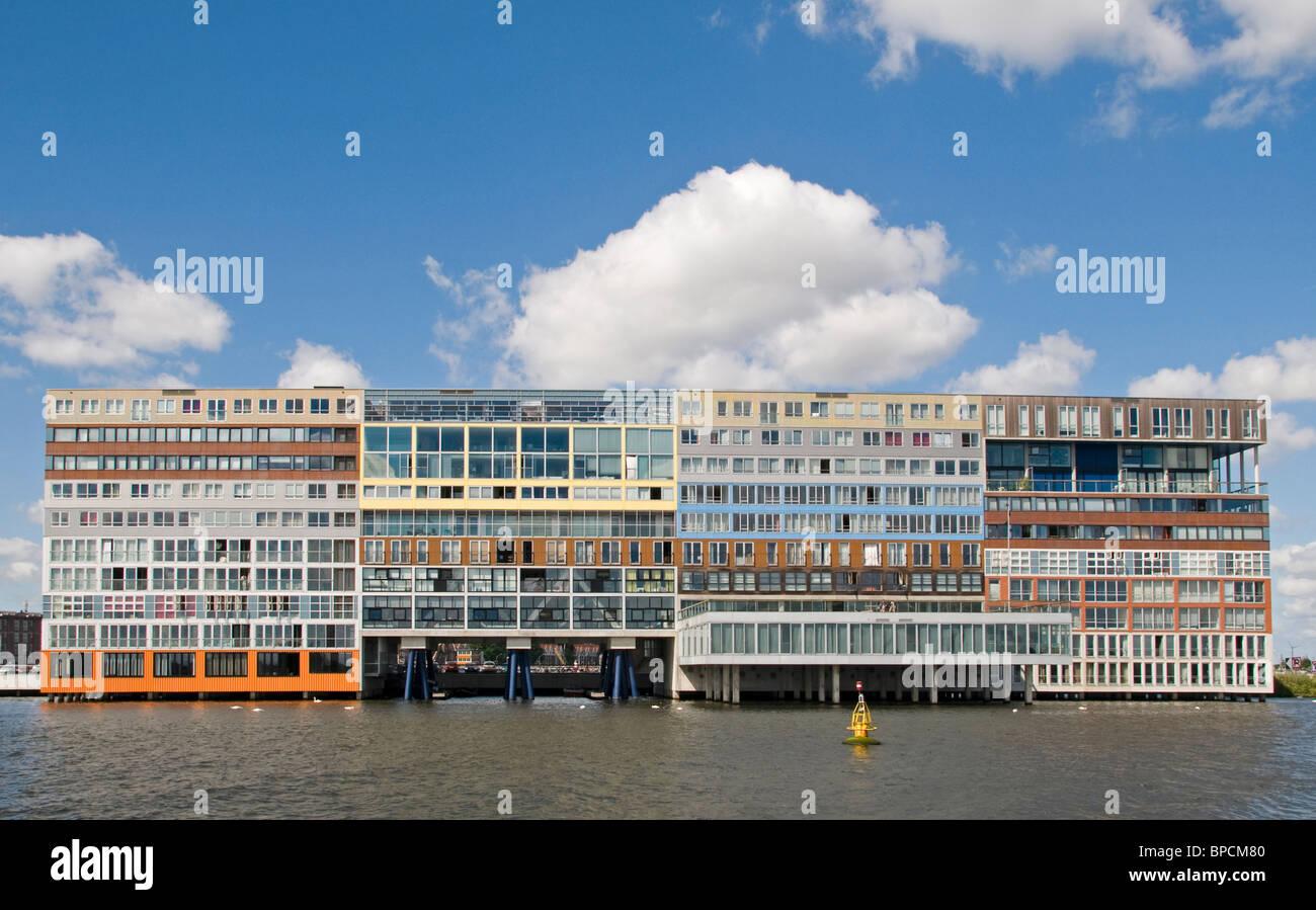 Modern Architecture Netherlands amsterdam netherlands modern architecture apartments on stock