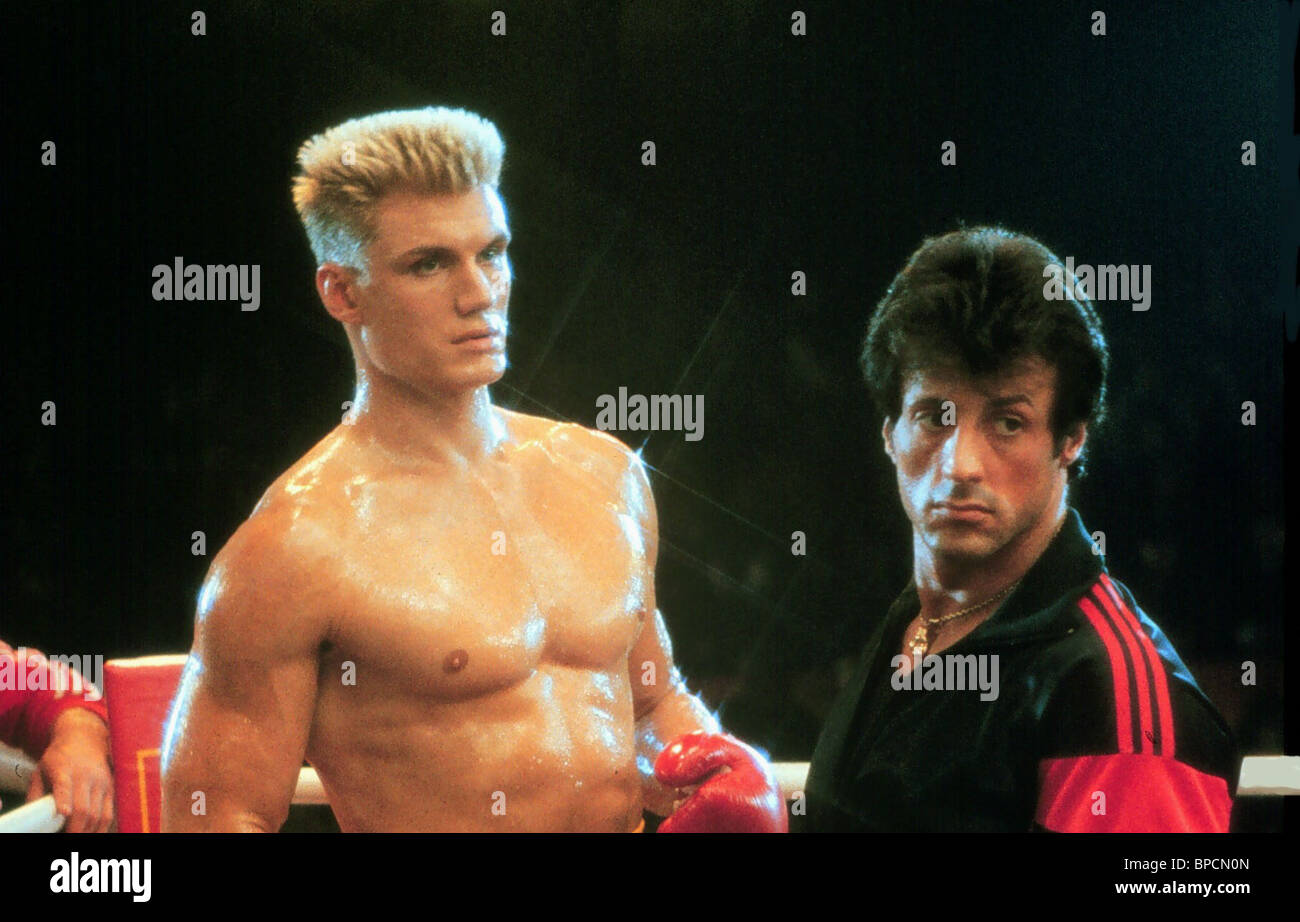 Dolph Lundgren Rocky  ...