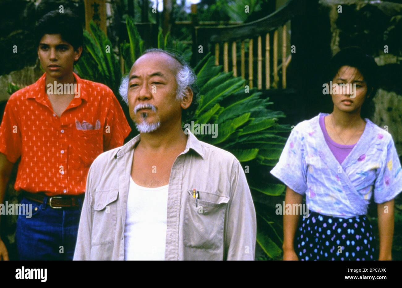 Karate Kid Actor Pat