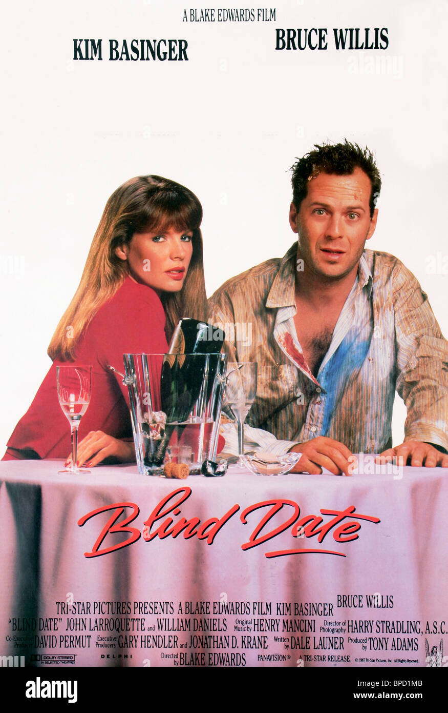 Blind date 1987 in Melbourne