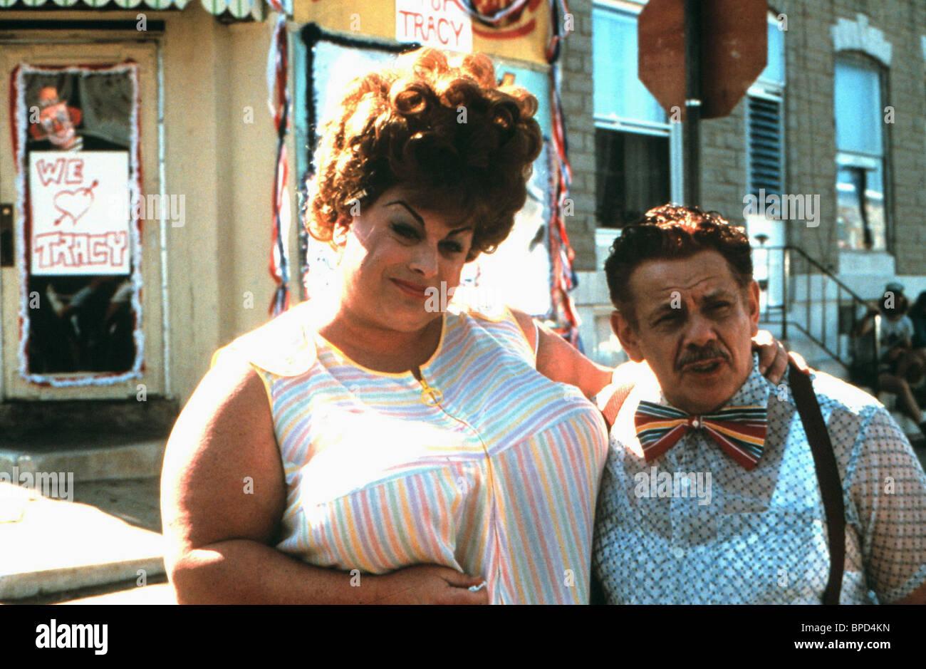 DEVINE & SONNY BONO HAIRSPRAY (1988 Stock Photo, Royalty ...