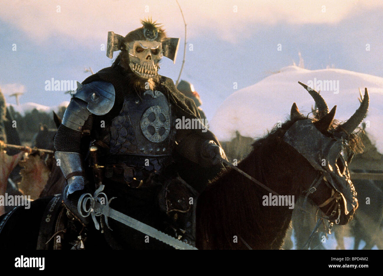 PAT ROACH (GENERAL KAEL) WILLOW (1988 Stock Photo, Royalty