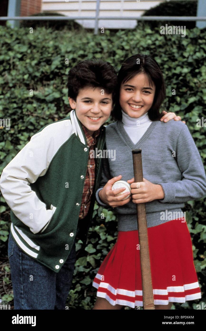 FRED SAVAGE & DANICA MCKELLAR THE WONDER YEARS (1988 Stock ...