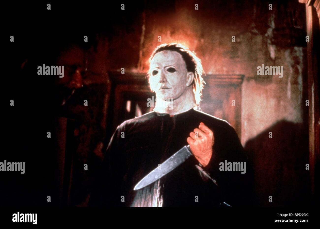 DON SHANKS HALLOWEEN 5: MICHAEL MYERS REVENGE (1989 Stock Photo ...
