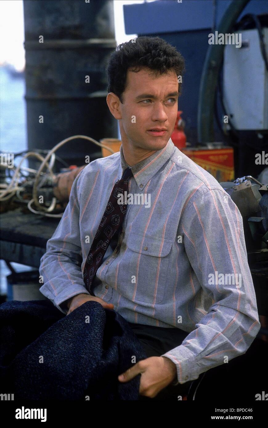 Tom Hanks Turner Amp Hooch 1989 Stock Photo 31027702 Alamy