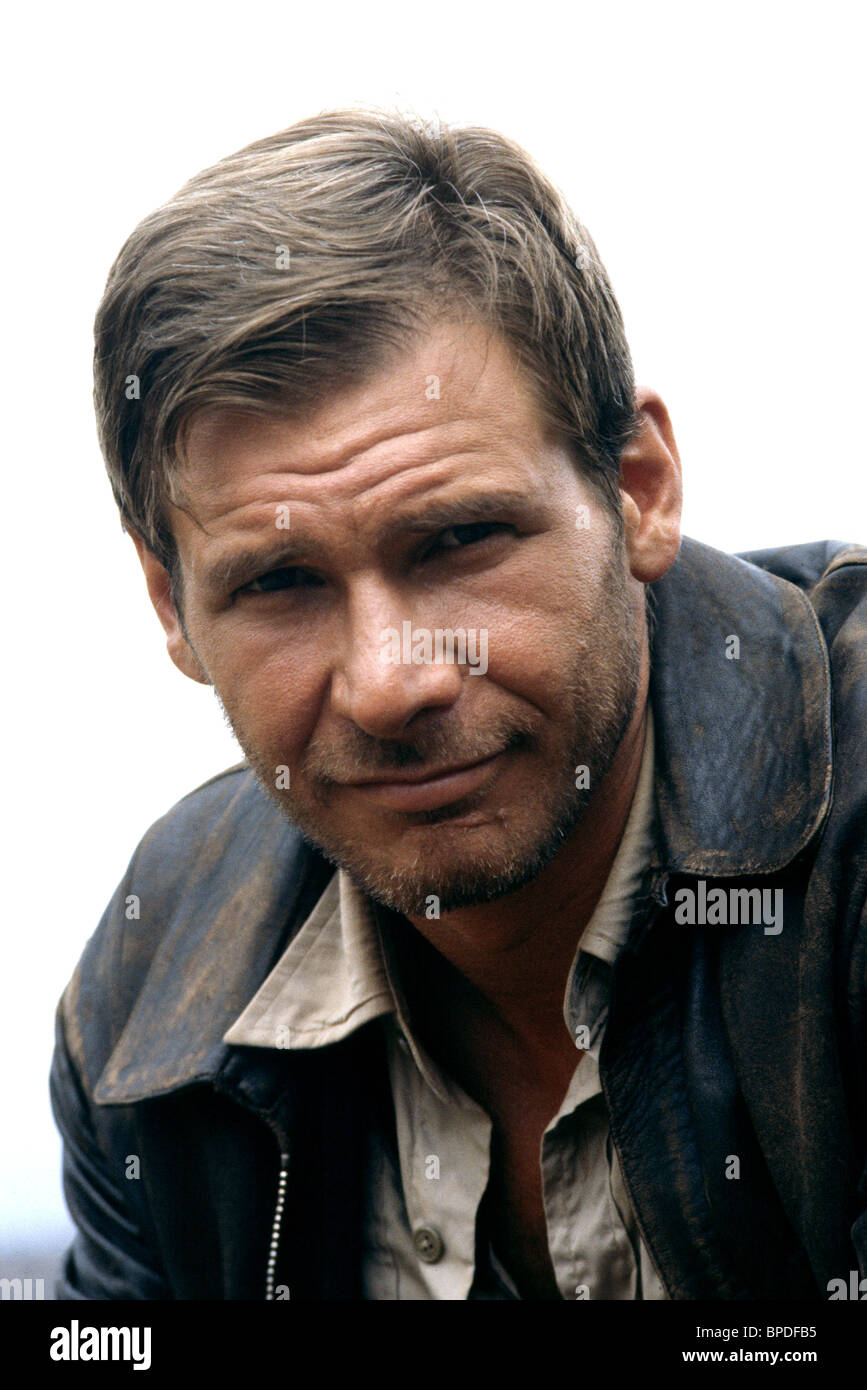 Harrison Ford Indiana Jones And The Last Crusade 1989