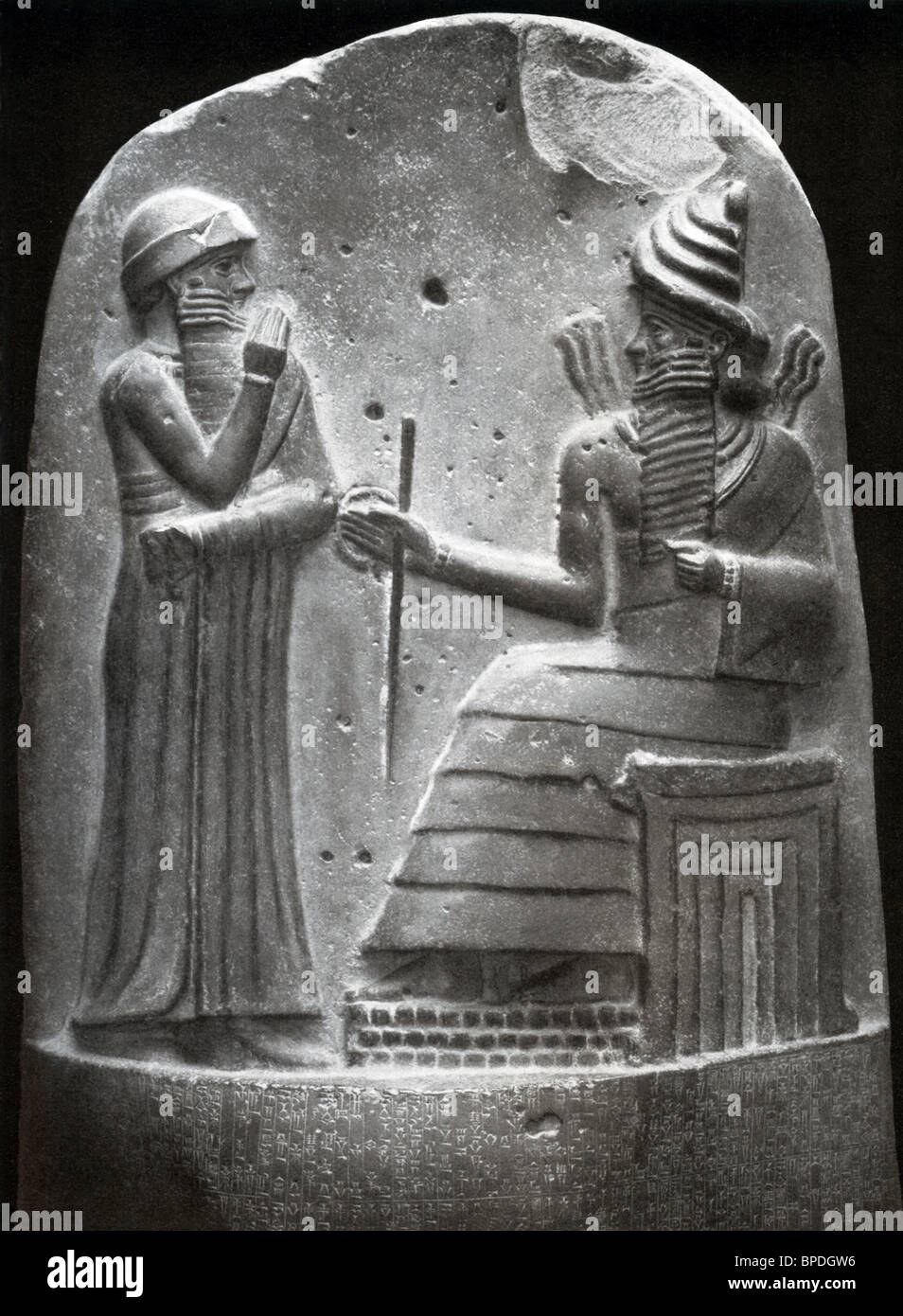 "the judgments of hammurabi Hammurabi's final years were marked by considerable  these judgments were   hammurabi's code was written and made public so that ""the strong might not."
