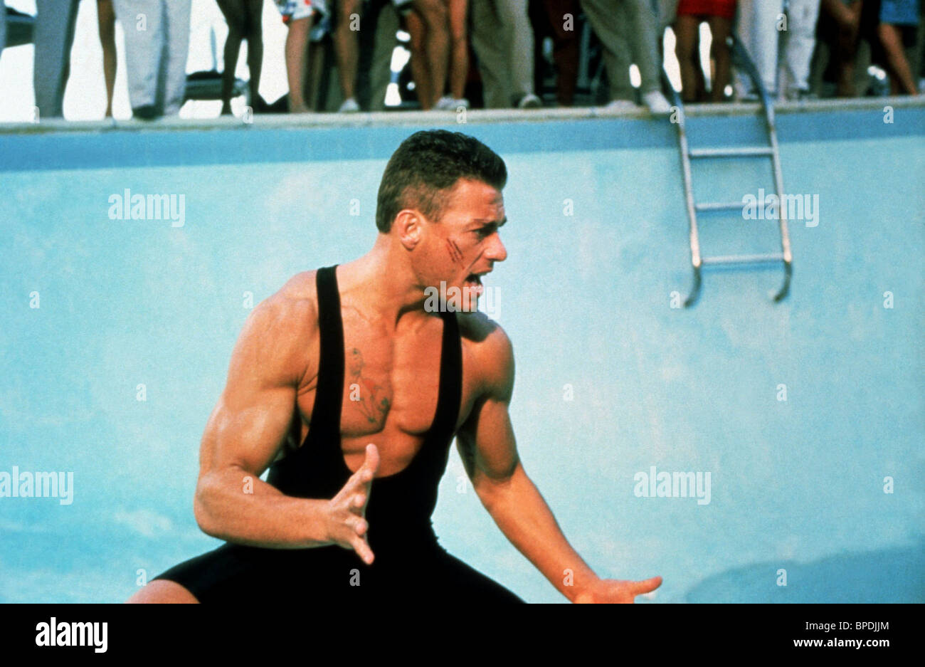Jean-claude Van Damme A.w.o.l. Absent Without Leave: Lionheart ...