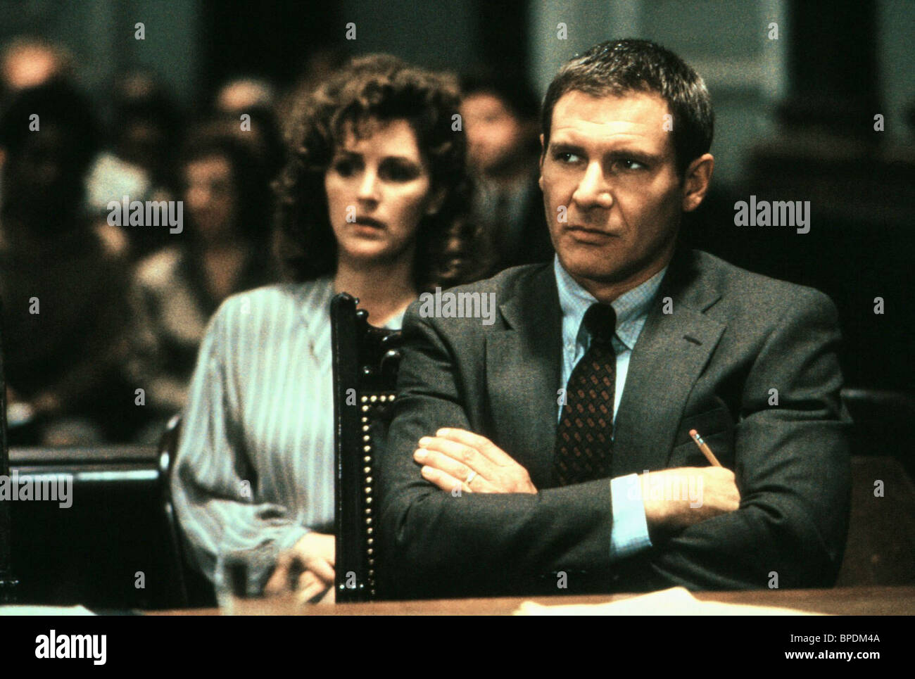 Delicieux BONNIE BEDELIA U0026 HARRISON FORD PRESUMED INNOCENT (1990