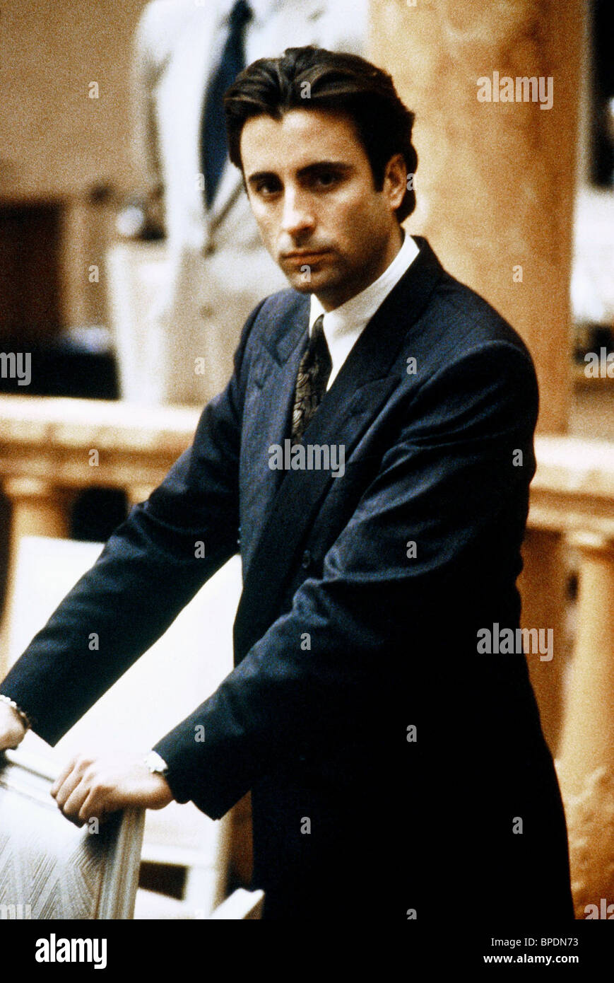 Andy Garcia The Godfather Part Iii 1990 Stock Photo Royalty Free Image 31034839 Alamy