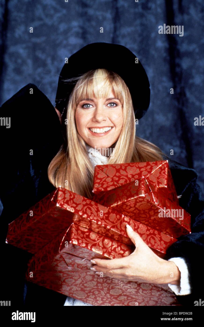 OLIVIA NEWTON-JOHN A MOM FOR CHRISTMAS (1990 Stock Photo, Royalty ...
