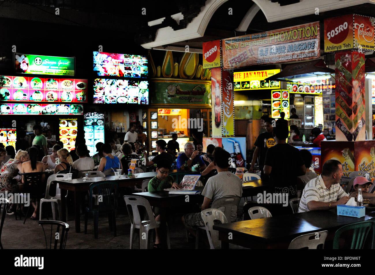 Kuta Food Market