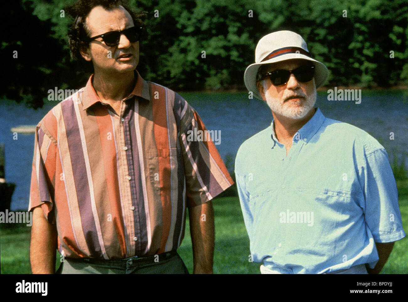 What About Bob Quotes Dr Leo Marvin: BILL MURRAY & RICHARD DREYFUSS WHAT ABOUT BOB? (1991 Stock