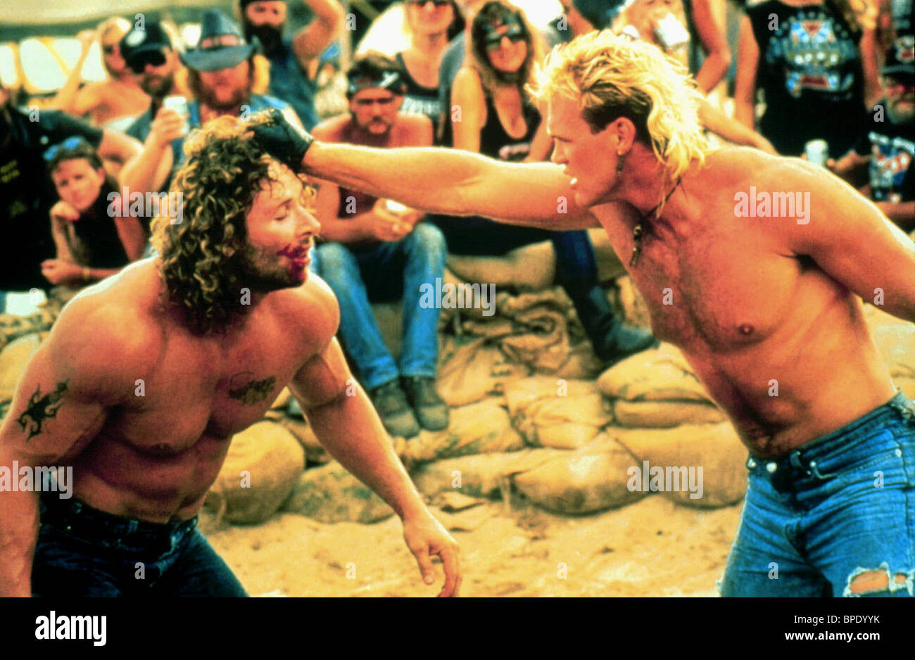 BRIAN BOSWORTH STONE COLD (1991 Stock Photo: 31040119 - Alamy