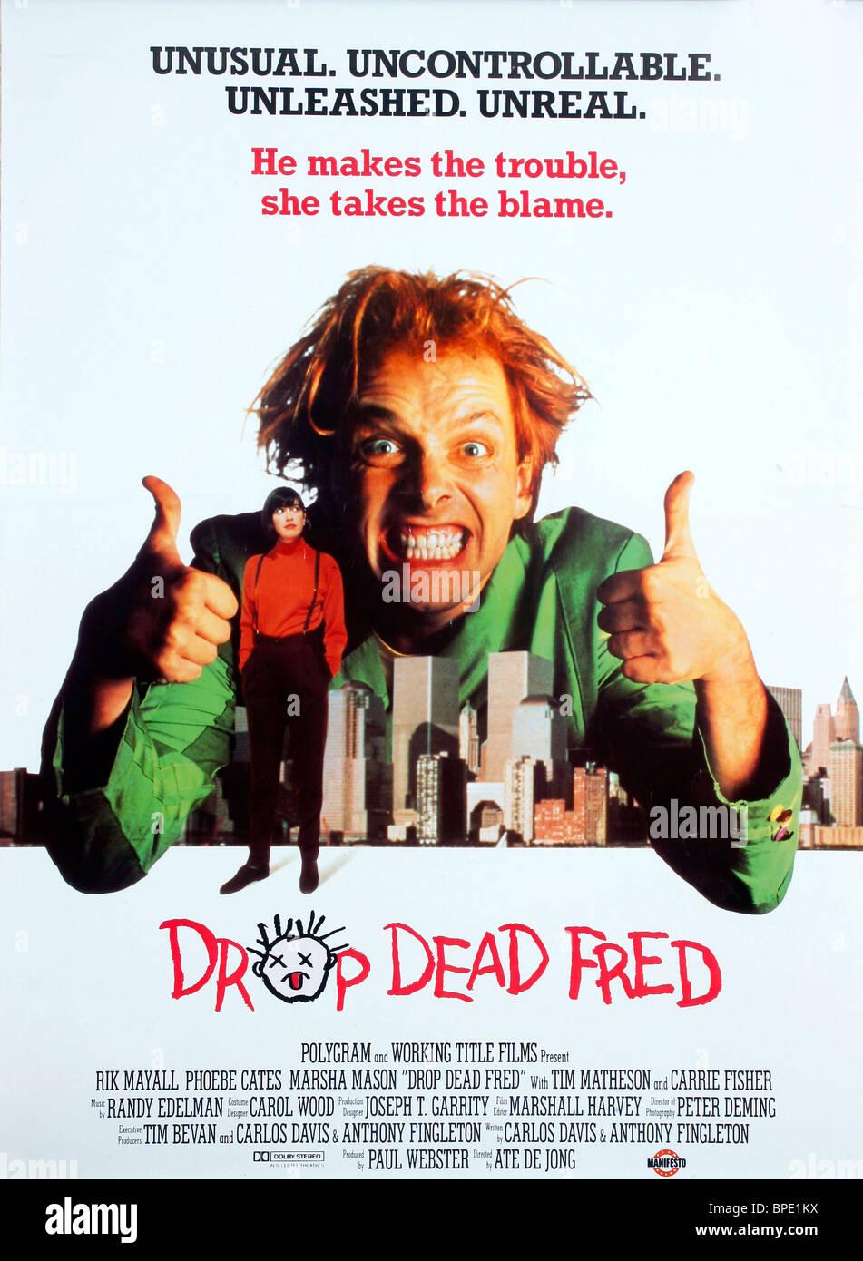 drop dead fred Buy drop dead fred: read 796 movies & tv reviews - amazoncom.