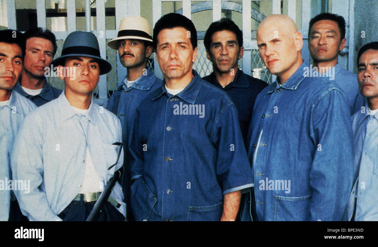 an analysis of the movie american me by edward james olmos Stand and deliver based on a true story, this inspiring american playhouse production stars edward james olmos as a high school teacher who motivated a class full of east la barrio kids to care enough about mathematics to pass an advanced placement calculus test.