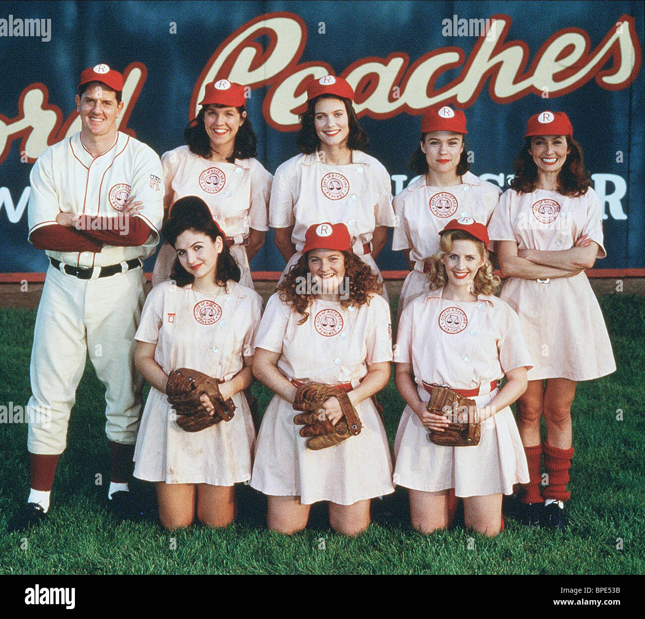 Carey Lowell a league of their own