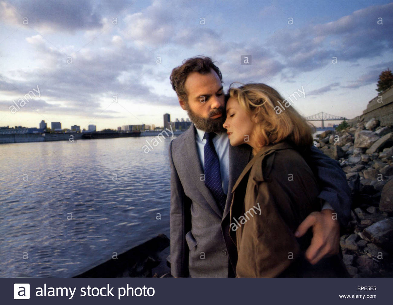 greta scacchi and vincent donofrio relationship