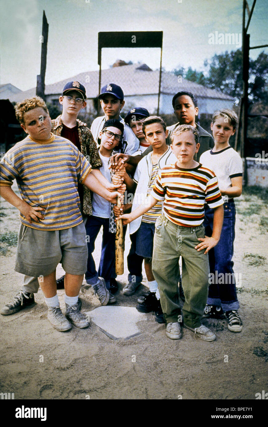 "an analysis of sandlot Watch video the cast of the sandlot reunited on thursday to celebrate the 25th anniversary of the beloved coming-of-age movie with an appearance on the today show while mike vitar (better known as benny ""the jet"" rodriguez) wasn't able to make the reunion, the rest of the cast and david mickey evans, the."