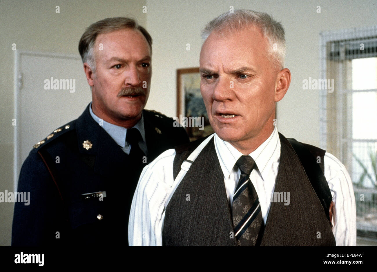 Scene with malcolm mcdowell bopha 1993