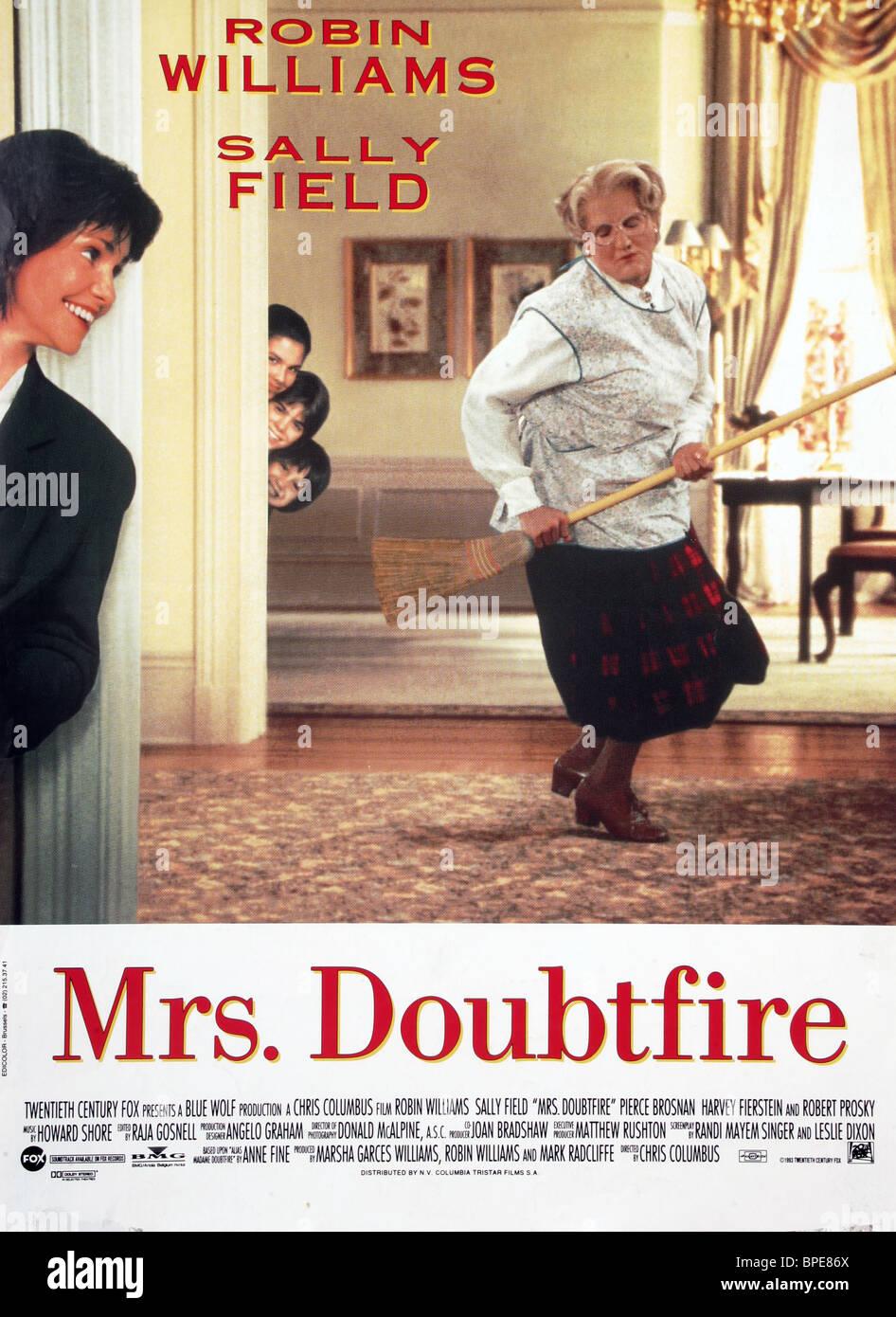 Mrs Doubtfire Stream