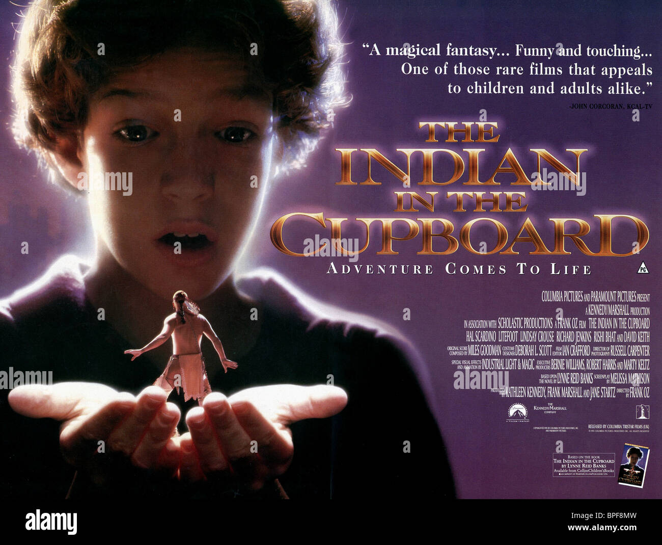 the indian in the cupboard The indian in the cupboard genre: adventure ~ fantasy interest level ~ grades 3 – 5 grade level equivalent: 59 lexile measure.