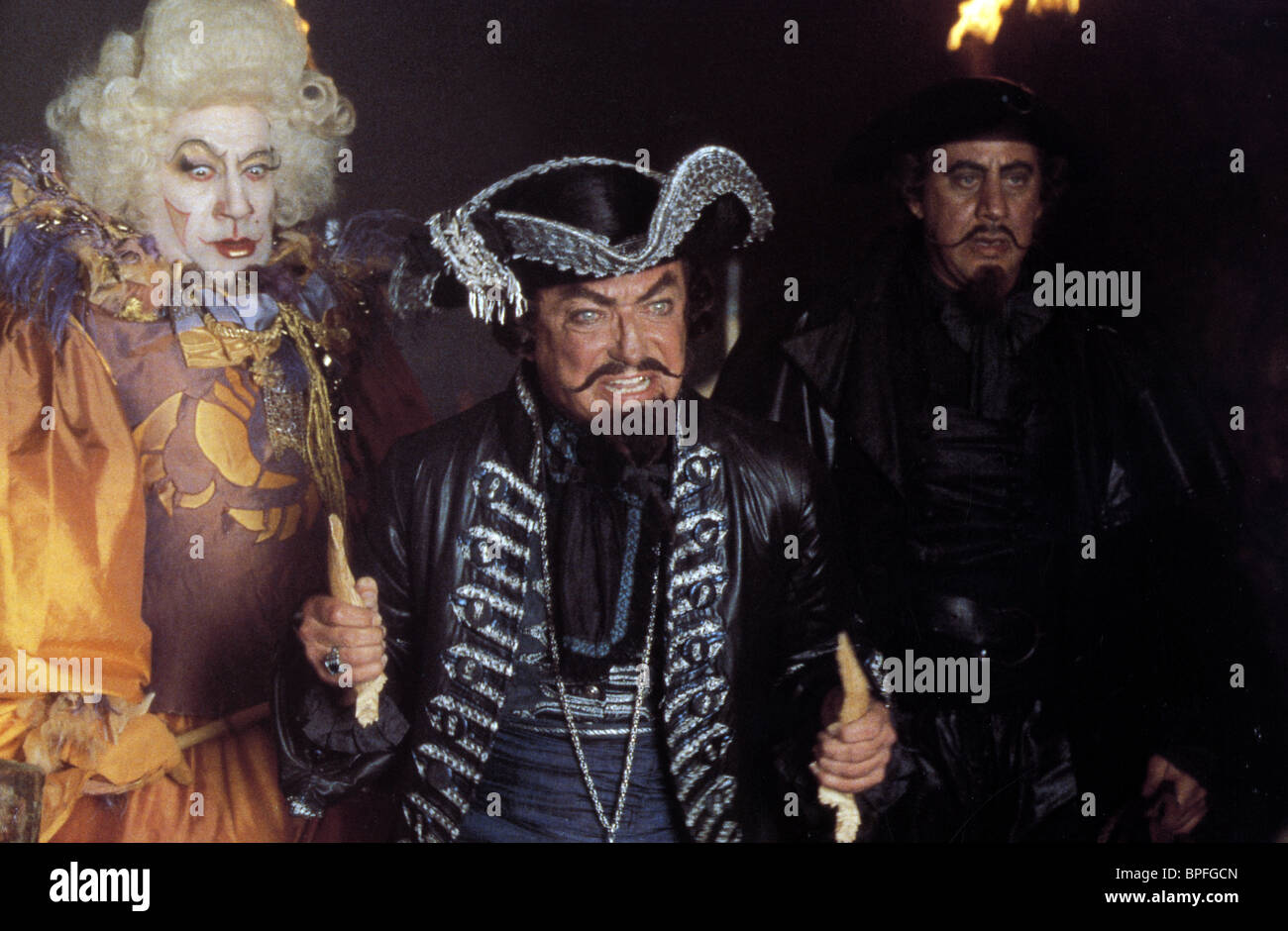 UDO KIER THE ADVENTURES OF PINOCCHIO (1996 Stock Photo ...