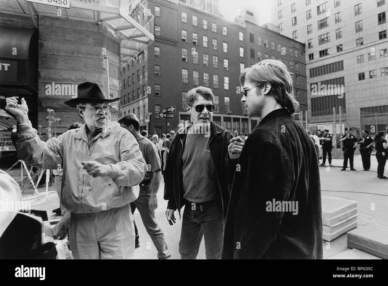 O Meara Ford >> ALAN J. PAKULA HARRISON FORD & BRAD PITT THE DEVIL'S OWN (1997 Stock Photo, Royalty Free Image ...