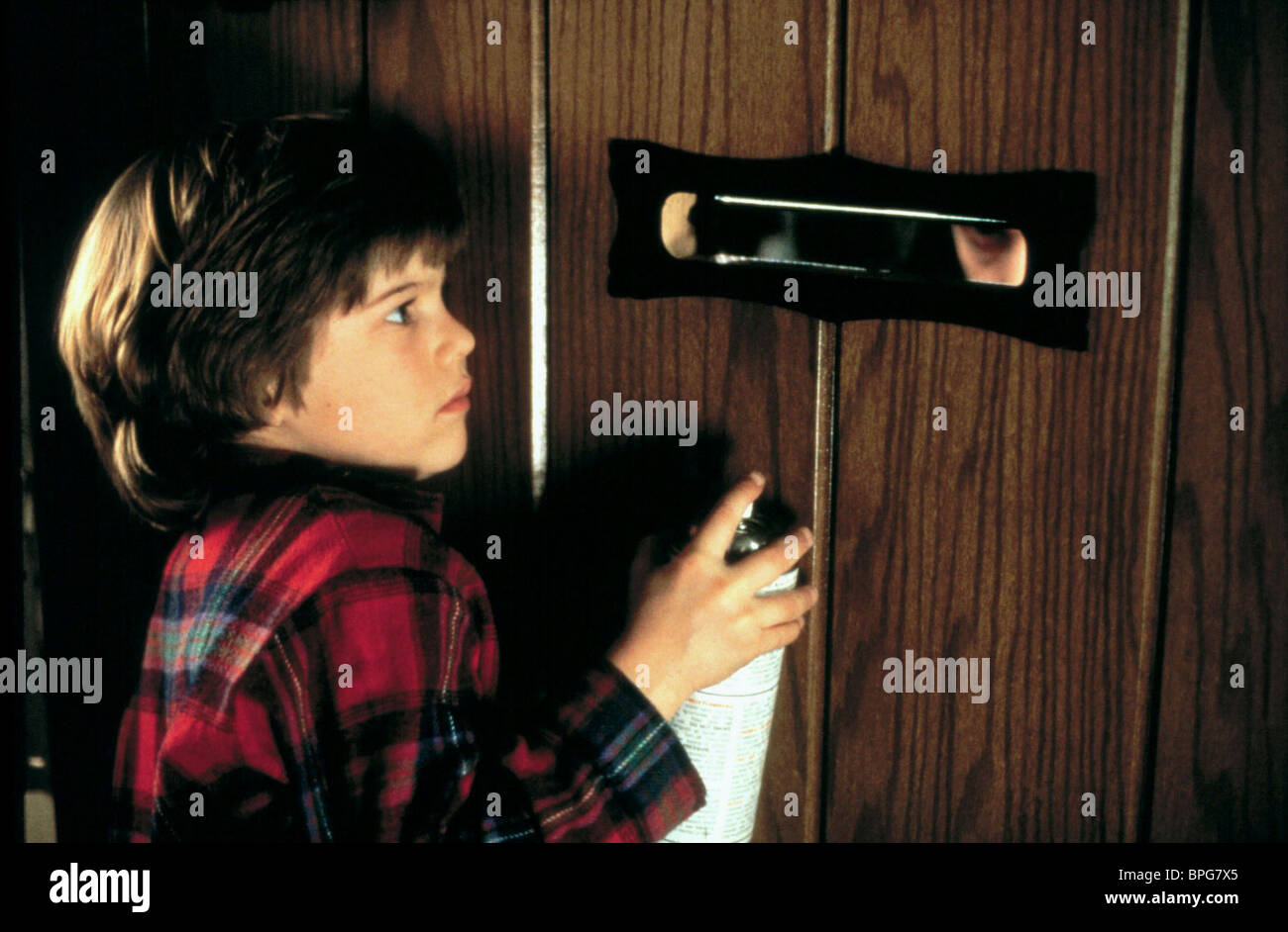 Alex d linz home alone 3 1997 stock photo royalty free for Home alone 3
