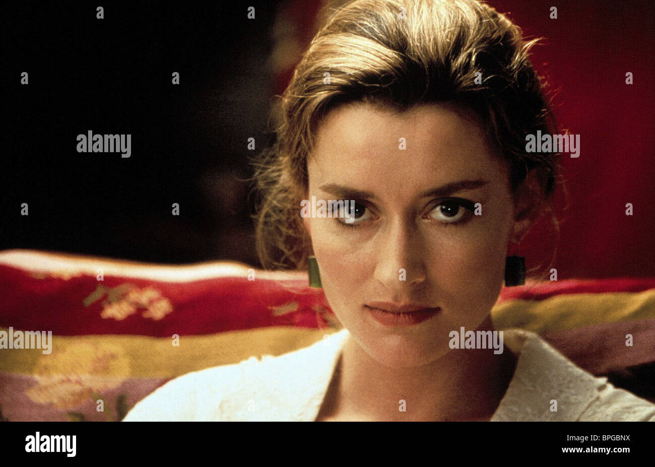 Natascha Mcelhone The Truman Show (1998 Stock Photo ...