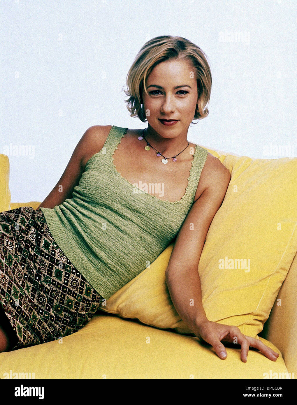 Traylor Howard Two Guys A Girl Amp A Pizza Place 1998 Stock