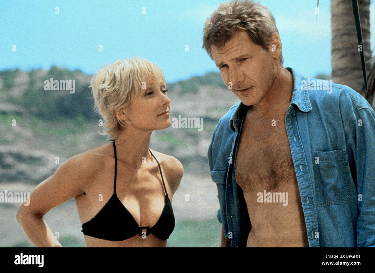 Anne heche harrison ford six days seven nights 1998