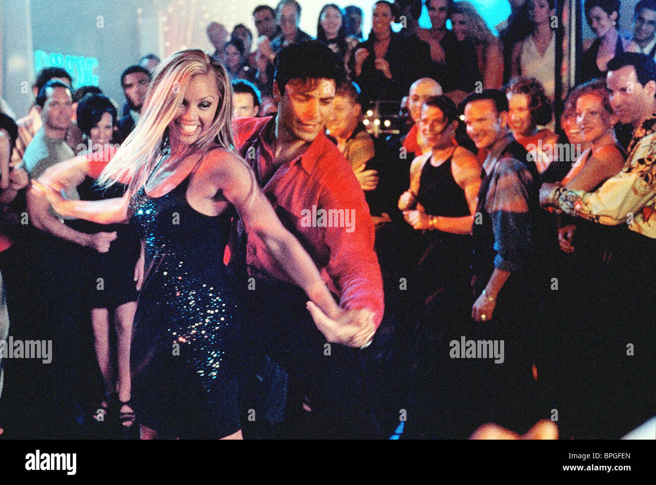 vanessa williams chayanne dance with me 1998 stock photo royalty free image 31096205 alamy. Black Bedroom Furniture Sets. Home Design Ideas