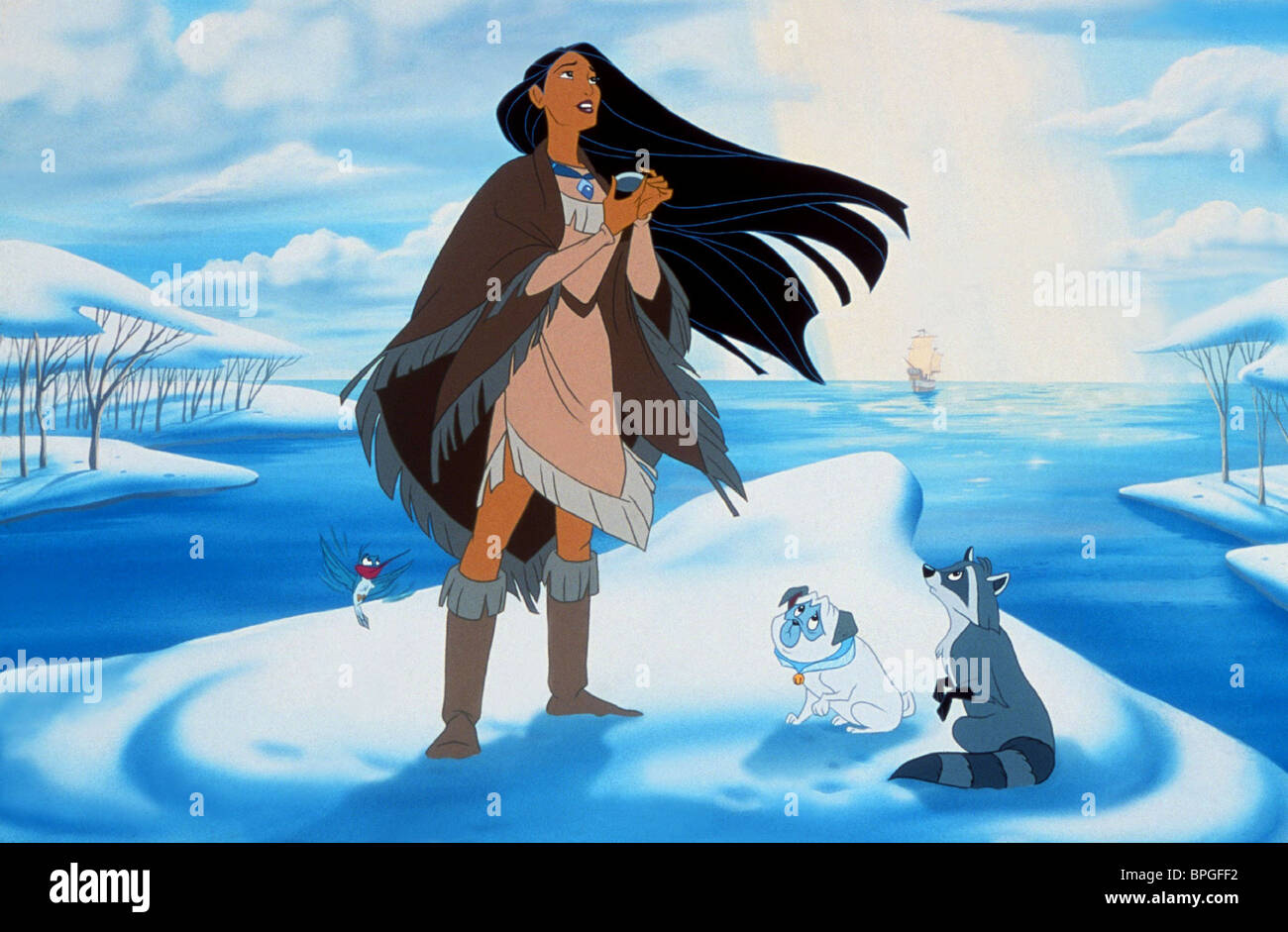 the story of pocahontas in the new world Most people are familiar with the story of pocahontas  the english had arrived in the 'new world' and clashes between the  at ancient origins,.