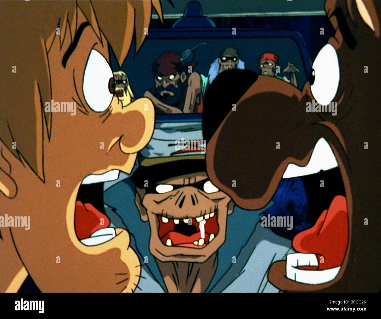 Scooby-Doo on Zombie Island (1998) - AZ Movies