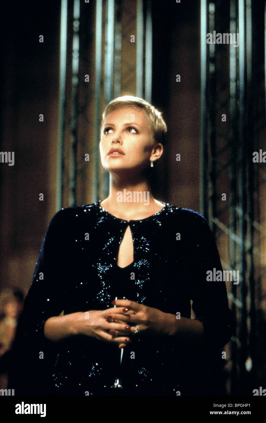 CHARLIZE THERON THE ASTRONAUT'S WIFE (1999 Stock Photo ...