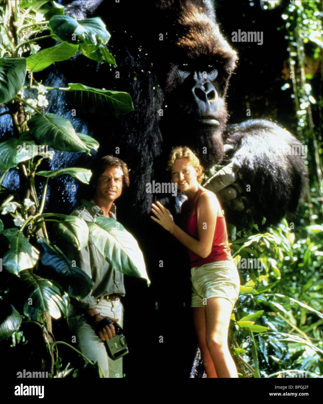 bill paxton charlize theron amp gorilla mighty joe young