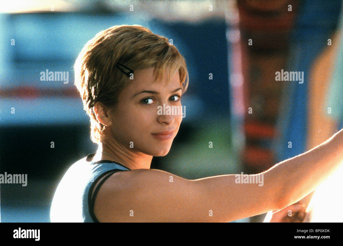 CHRISTINA COX BETTER THAN CHOCOLATE (1999 Stock Photo, Royalty ...