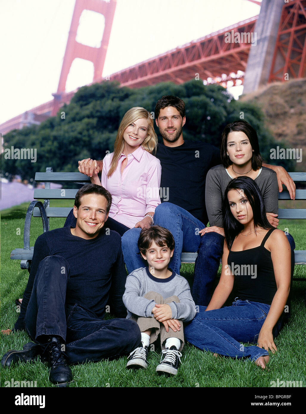 Matthew Fox lacey chabert