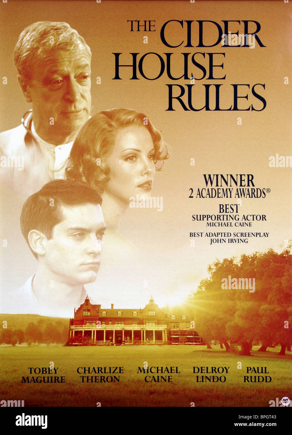 the cider house rules 『サイダーハウス・ルール』(the cider house rules)は、1999年製作のアメリカ映画。原作はジョン・アーヴィングの同名小説『.