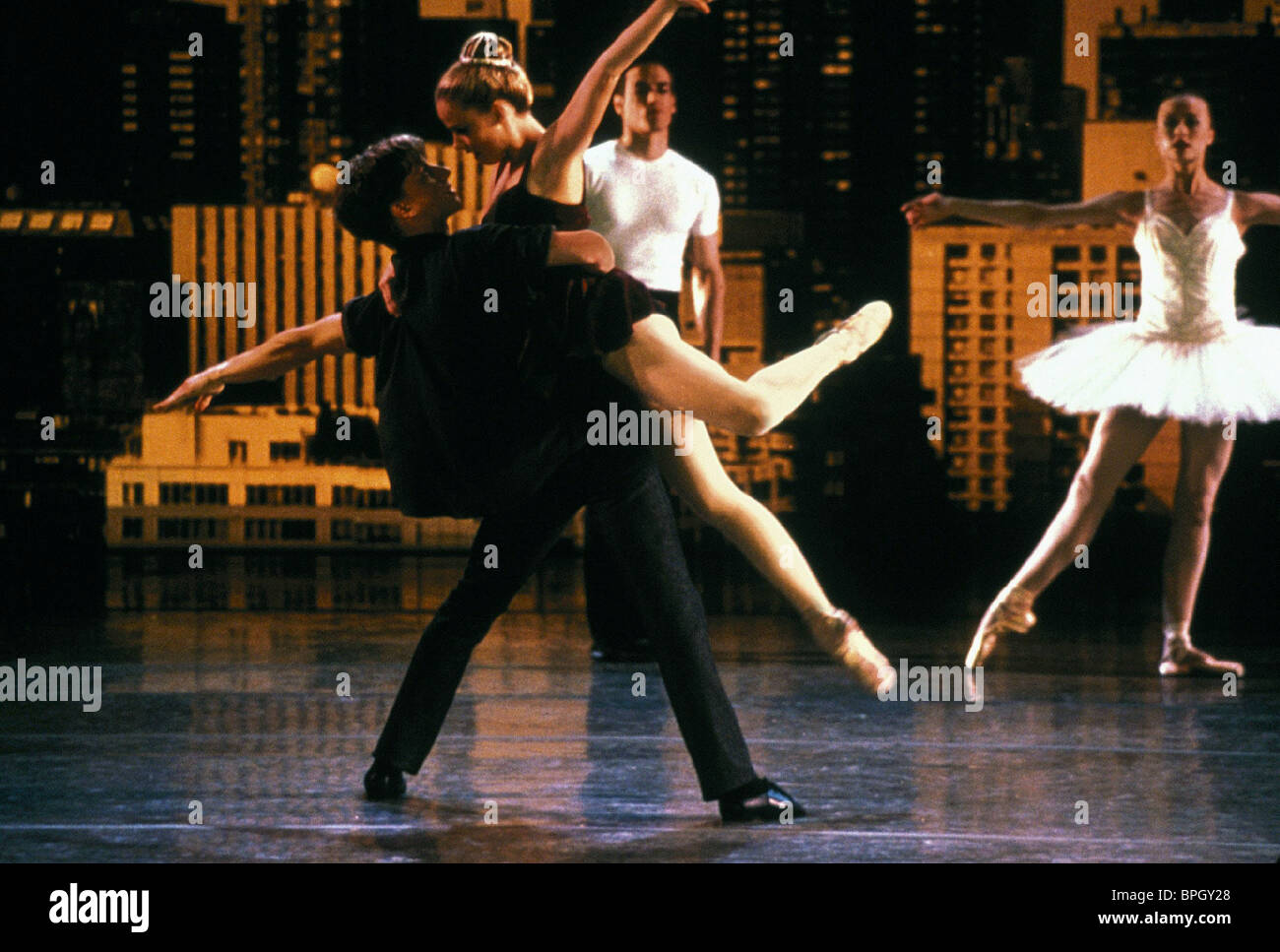 ETHAN STIEFEL & AMANDA SCHULL CENTER STAGE (2000 Stock ...
