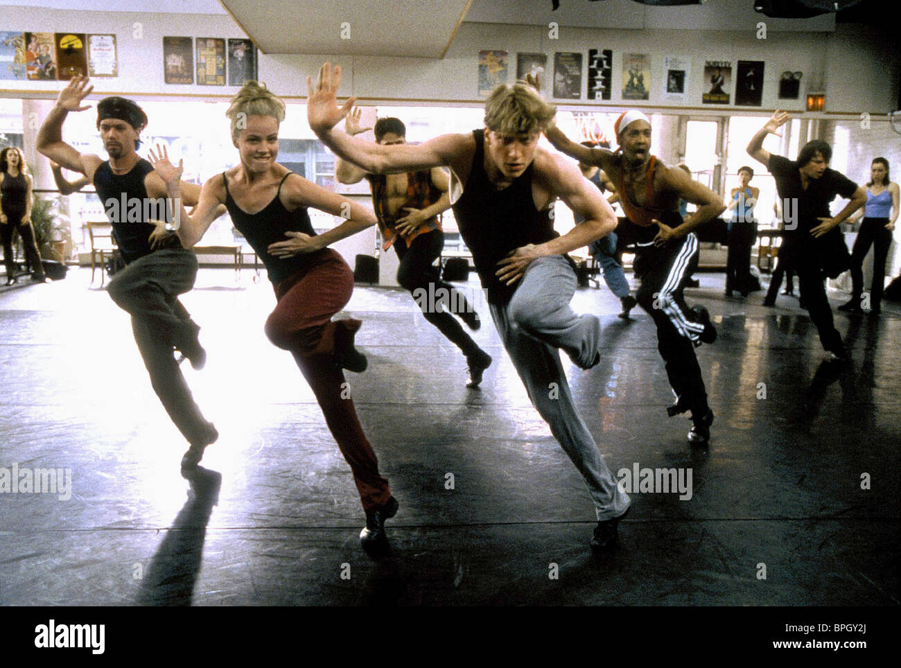 AMANDA SCHULL & ETHAN STIEFEL CENTER STAGE (2000 Stock ...