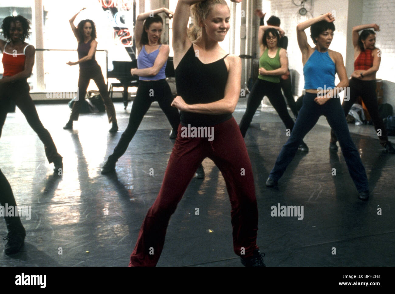 AMANDA SCHULL CENTER STAGE (2000 Stock Photo, Royalty Free ...