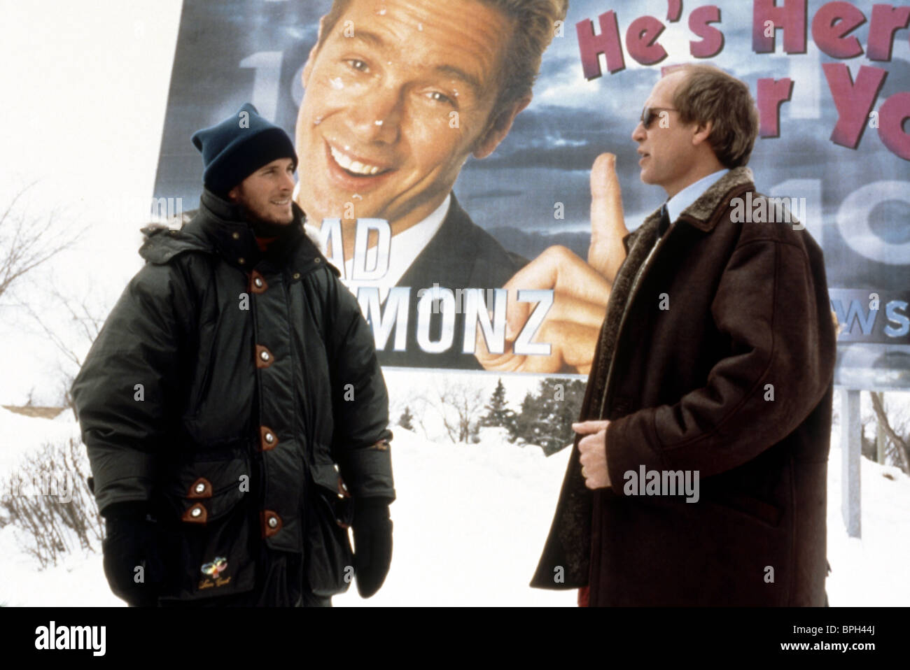 CHRIS ELLIOTT & CHEVY CHASE SNOW DAY (2000 Stock Photo ...