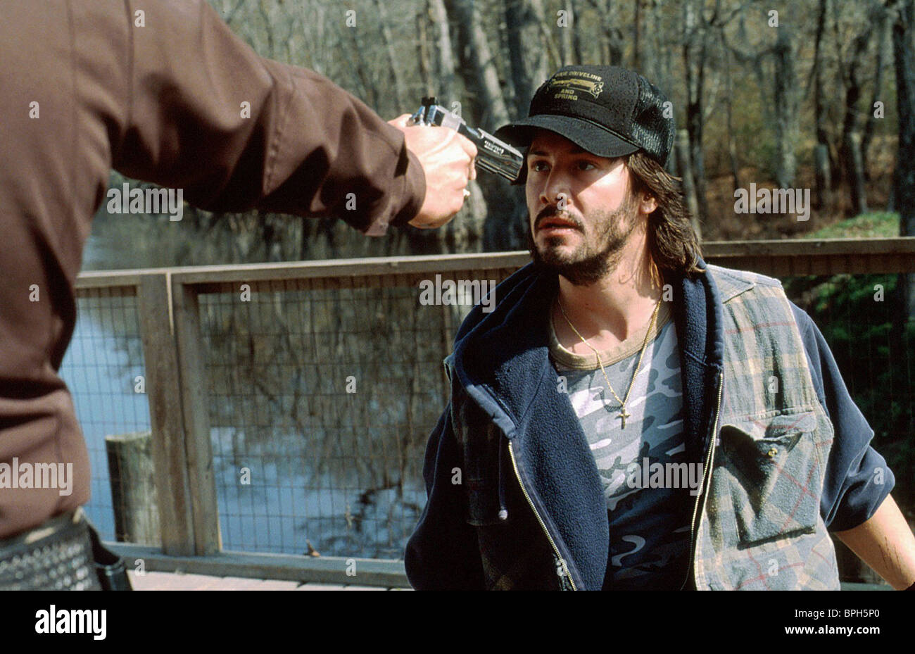 KEANU REEVES THE GIFT (2000 Stock Photo, Royalty Free Image ...