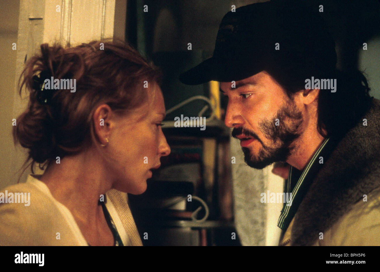 CATE BLANCHETT & KEANU REEVES THE GIFT (2000 Stock Photo, Royalty ...